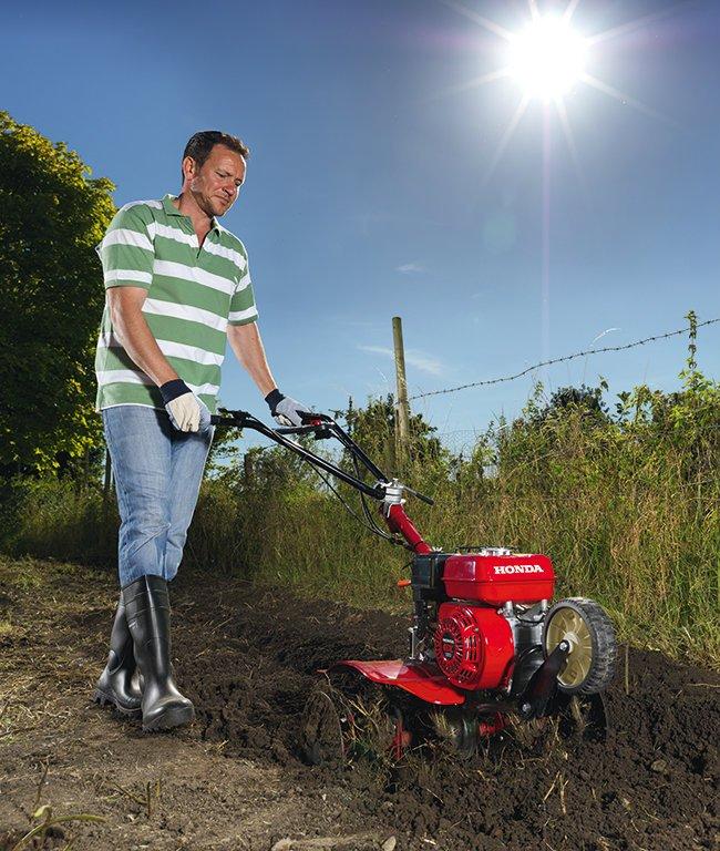 Macchine per agricoltura - Giardinaggio Mura